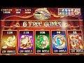 5 TREASURES Slot Machine $8.80 Max Bet Bonus Won ! Live Slot Play