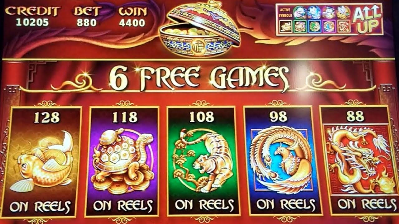 Caishens Treasure Slot Machine