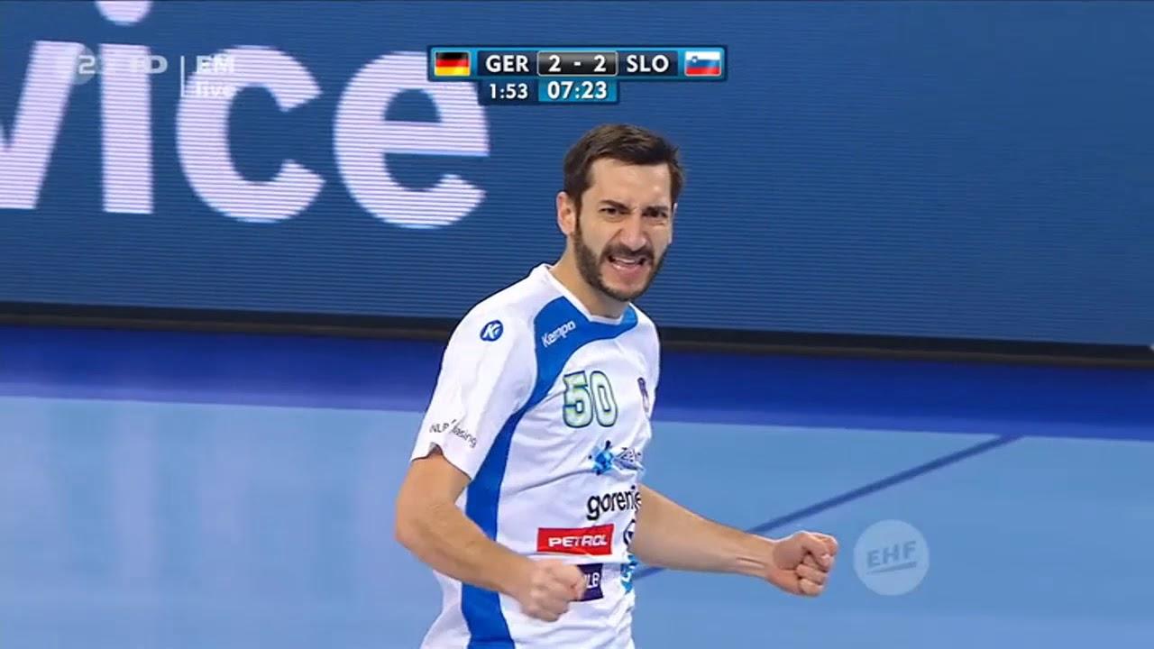 handball em deutschland slowenien