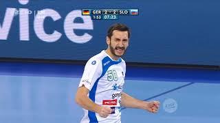 Handball EM 2016 Deutschland Slowenien
