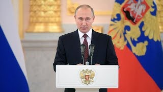 Coronavirus : Vladimir Poutine s'adresse à la nation