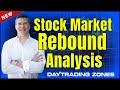 Stock Market Rebound Analysis ...