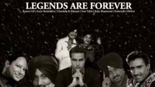 Harmeet Sohal Presents: Legends Are Forever - Jatt Ft Romey Gill & Dj Dhol-E