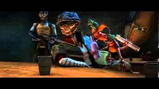 Kevin Kiner - Star Wars The Clone Wars Pirate Song