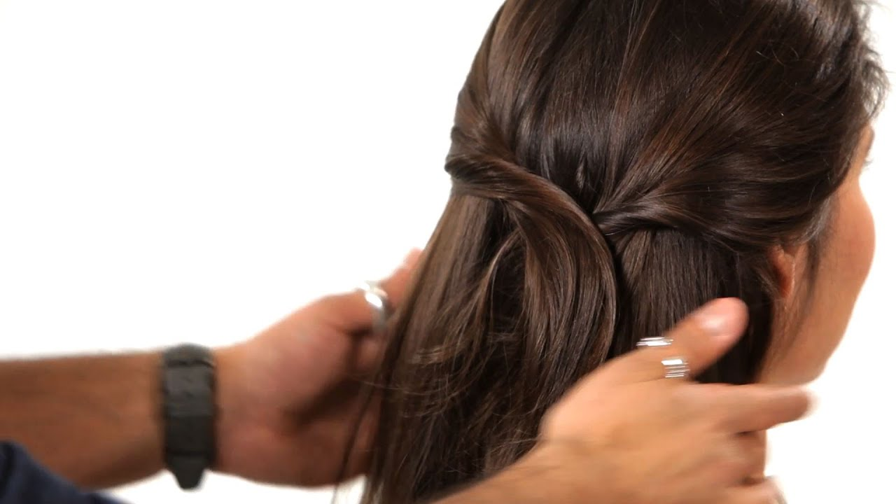 how to do hair for a job interview salon hair tutorial
