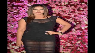 In Graphics: Neetu Chandra attends Golden Rose Red Carpet award show