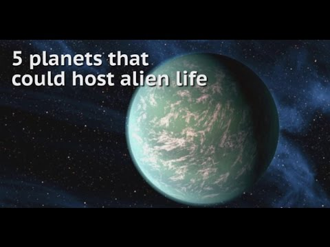 5 planets that could host alien life - YouTube