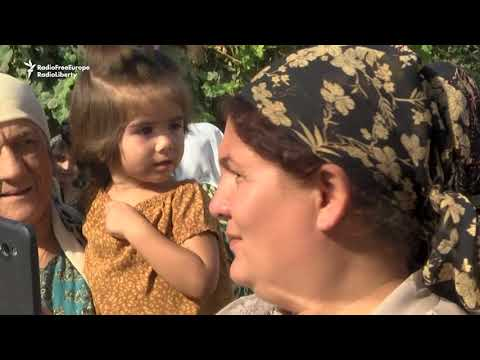 Tajik President Plays Matchmaker For Young Supporter