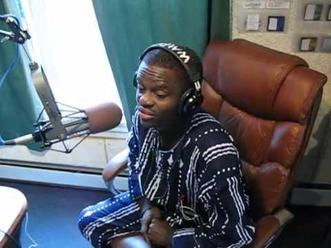 Nigerian Artist  Ghariokwu Lemi visits WMPG (Designer of 26 of Fela Kuti's album covers)