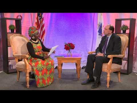 "Africa2U Episode 8 Dec 2017 - ""Restorative Justice"" with Senator James Eldridge"