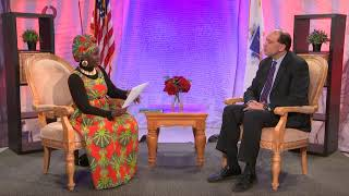 "Africa2U ""Restorative Justice"" with Senator James Eldridge"