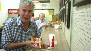Bourdain apologizes for Frito pie insult