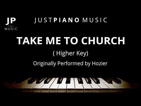Take Me To Church By Hozier - Female Key (Piano Accompaniment)
