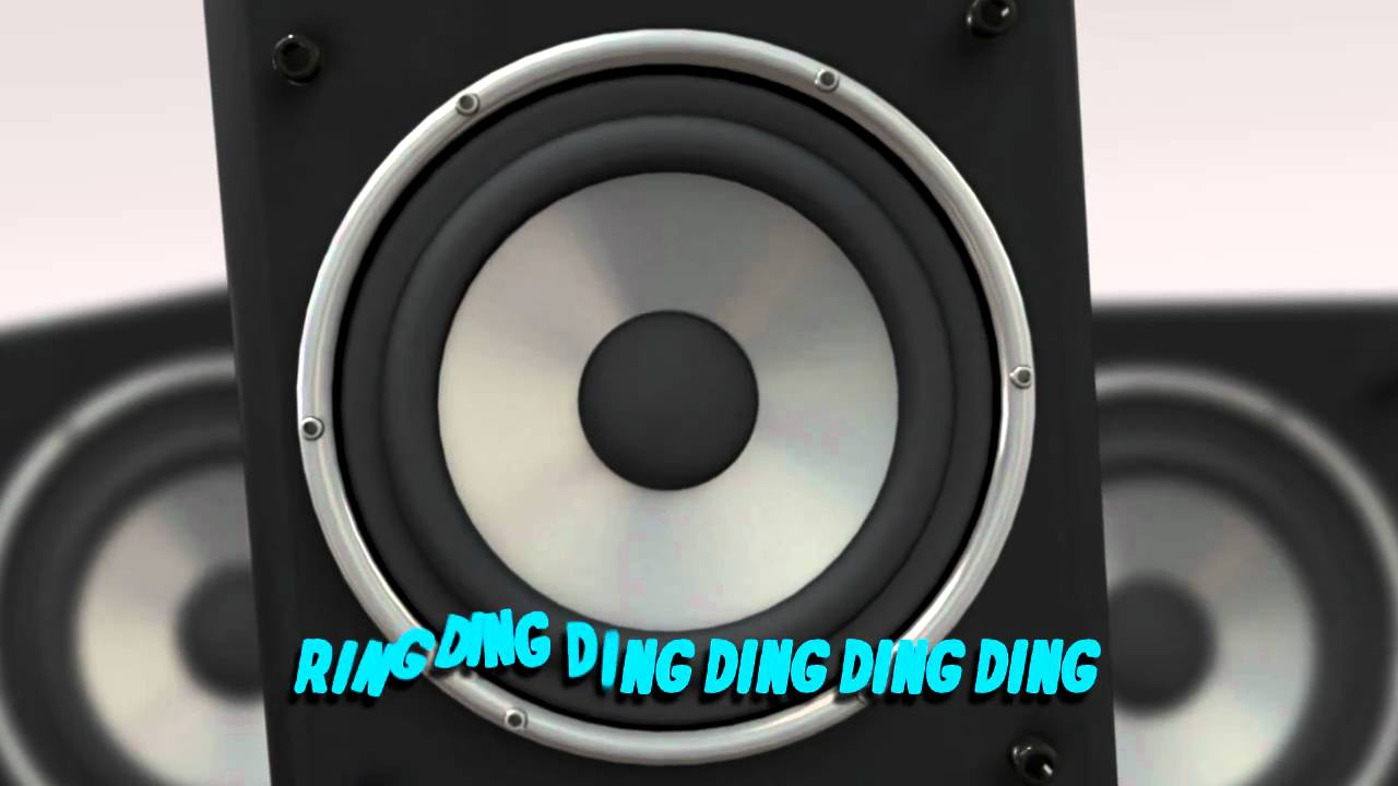 The Crazy Frogs - The Ding Dong Song (karaoke version)