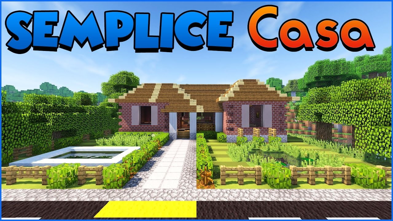 Come costruire una casa senza texture pack minecraft for Come livellare una casa