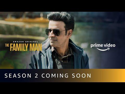 The Family Man Season 2 Coming Soon | 1 Year Anniversary | Amazon Original