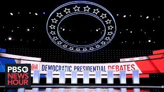 2020 Democrats release a flurry of policy proposals ahead of next debate
