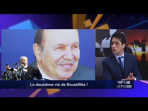 La deuxième vie de Bouteflika !