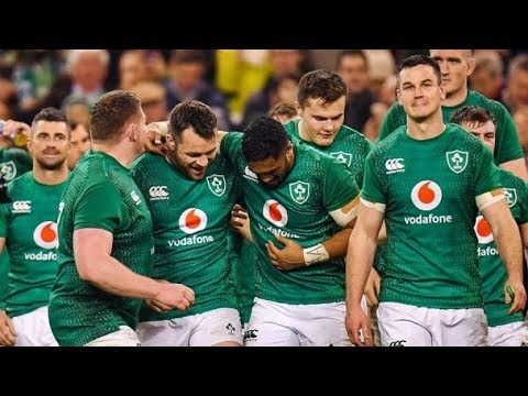Introducing Ireland - Rugby World Cup 2019