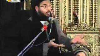 Allama Akeel-ul-Gharvi (Kya Waseela Shirk Hai) Reply To Zakir Naik