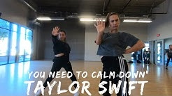 You Need To Calm Down Taylor Swift Choreography by Derek Mitchell