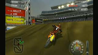 MX vs. ATV Untamed - PlayStation 2 - Long Play Through Part 3