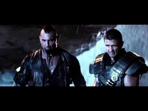 Riddick (2013) - Riddick vs. Diaz