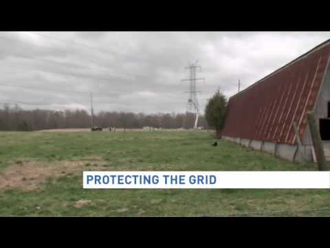 Protecting the nation's power grid