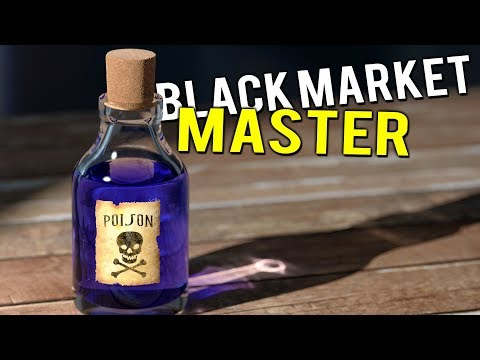 GETTING RICH BY RULING THE ONLINE BLACK MARKET! - The Chemist Early Access Gameplay