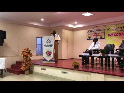 Indian Overseas Bank - Vigilance Awareness Week - Coimbatore Region