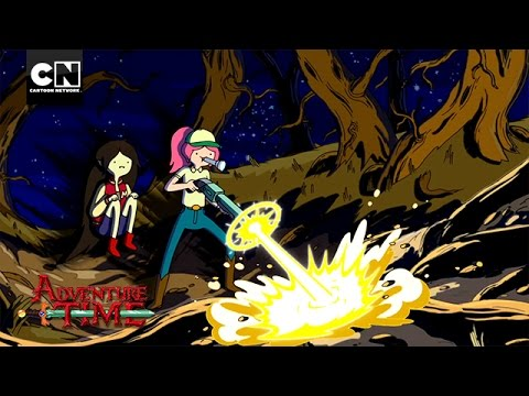 Varmint Hunt I Adventure Time I Cartoon Network