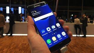 Samsung Galaxy S7 / S7 edge — самые мощные на MWC