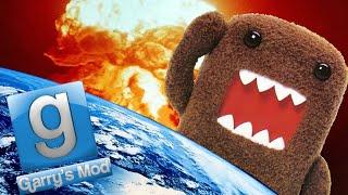 DOMO DESTROYS THE WORLD! - Garry