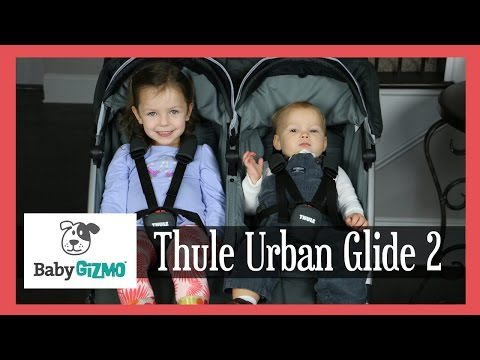 Thule Urban Glide 2 Stroller Review by Baby Gizmo