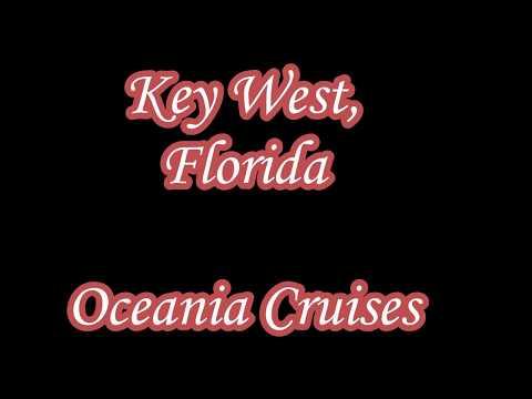 Key West, FL   Oceania Cruises   Marina