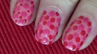 Super easy and beautiful nail art, without dotting tool  | Beauty Intact Thumbnail