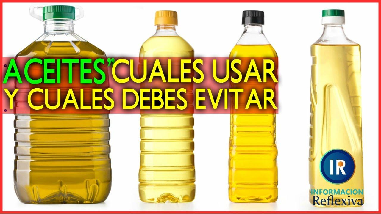 Mejor aceite comestible segun profeco