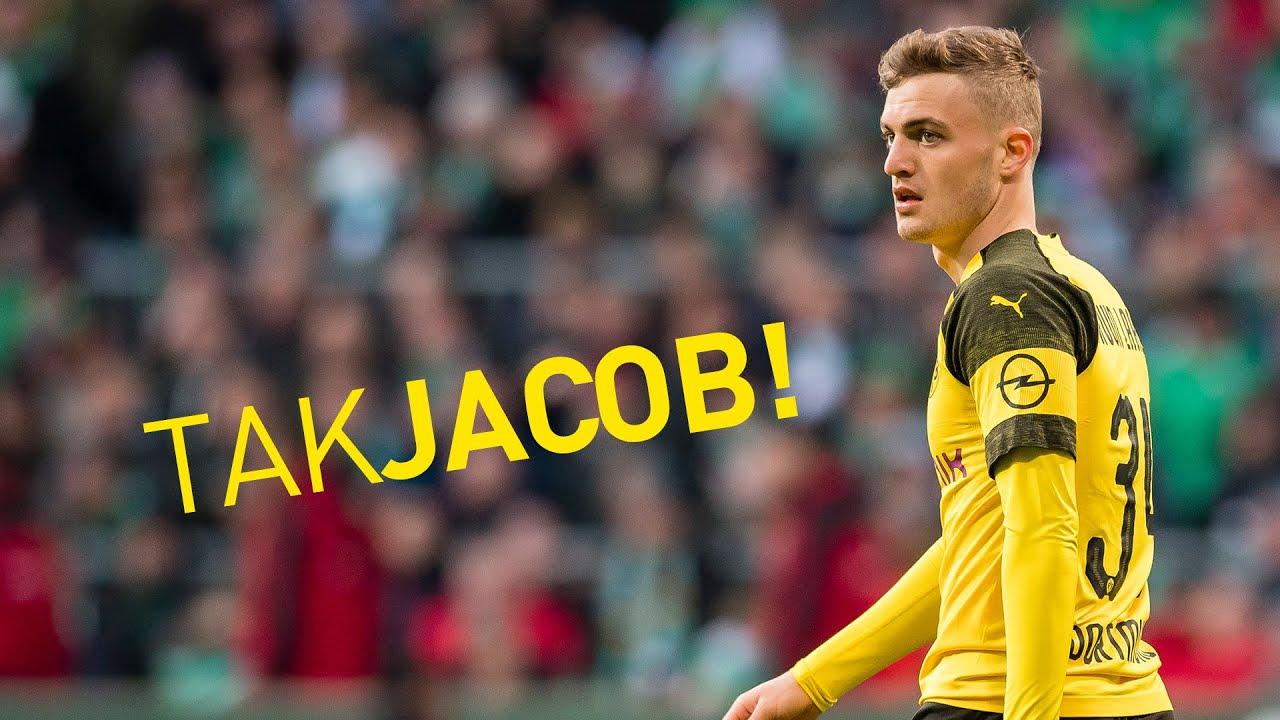 Tak, Jacob! | Jacob Bruun Larsen verlässt Borussia Dortmund