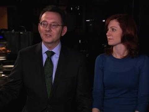 Person of Interest  Behind the s with Michael Emerson and Carrie Preston