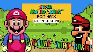 Super Mario: Capture That Cake! | मारियो | スーパーマリオワールド | 超级马力欧系列 | серия игр | Longplay