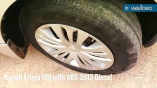 Maruti Ertiga VDI used car video review by Carslive Shiraz