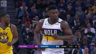 Lonzo Ball Assists to Zion Williamson | All Compilation NBA 2019/20 | Smart Highlights