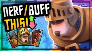 BROKEN! 9 CARDS THAT NEED BALANCE in CLASH ROYALE