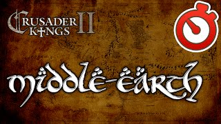 Crusader Kings 2 Middle Earth War Of The Ring Timelapse