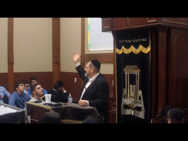 Rabbi Dovid Orlofsky - What it Means to be a Jew