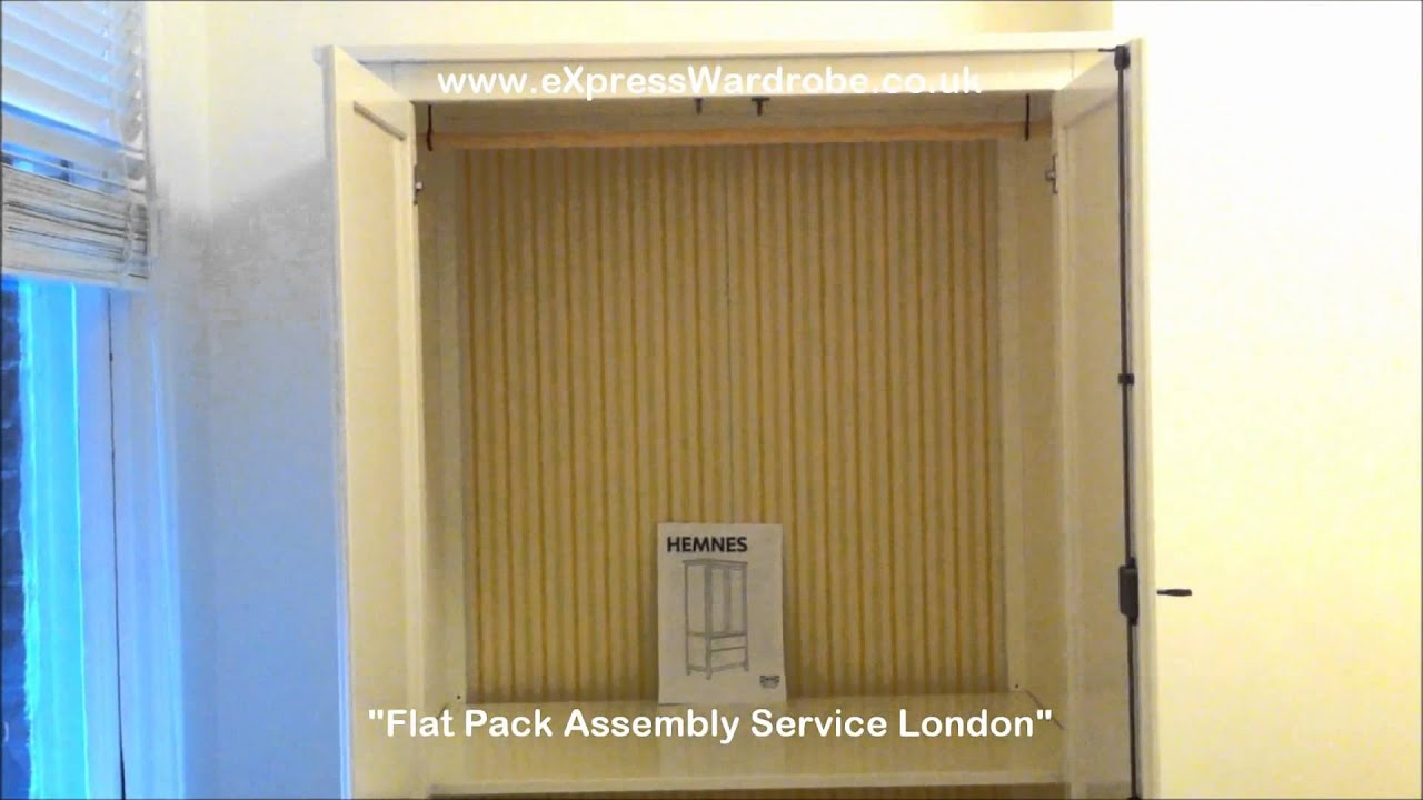 IKEA Hemnes Wardrobe official Love Hate Reviews YouTube