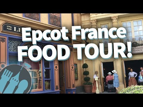 Disney World France Food Tour: Nosh or Not? in Epcot's France Pavilion