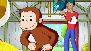 Curious George 🐵A Monkey's Duckling 🐵Kids Cartoon 🐵Kids Movies 🐵Videos for Kids