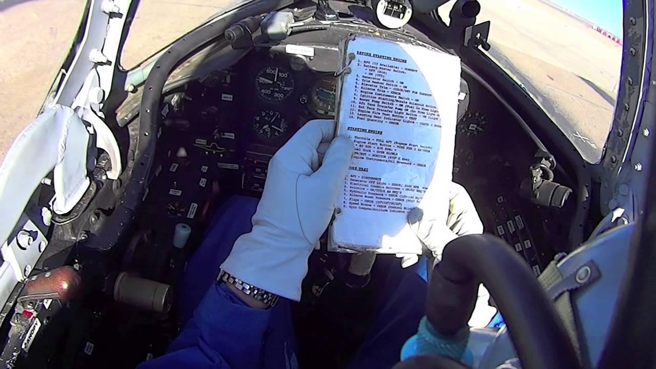 MiG-15 Preflight Checklist - World Of Aviation