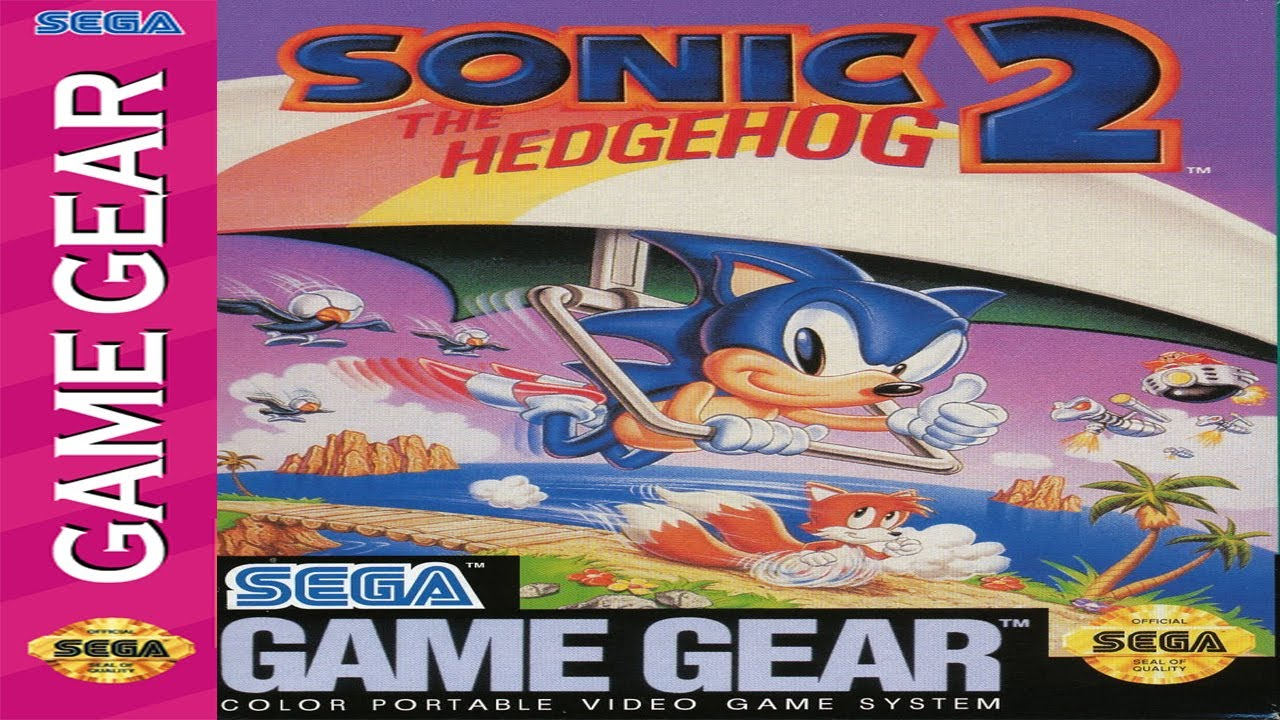 Longplay Game Gear Sonic The Hedgehog 2 100 Hd 60fps Youtube